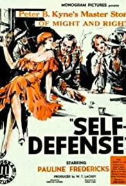 Self Defense Poster