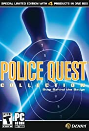 Police Quest II: The Vengeance Poster