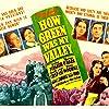 Maureen O'Hara, Roddy McDowall, Sara Allgood, Donald Crisp, Anna Lee, and Walter Pidgeon in How Green Was My Valley (1941)