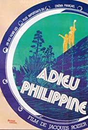 Adieu Philippine Poster