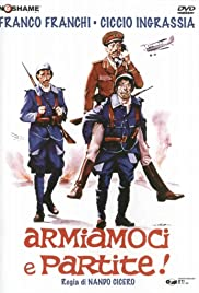 Armiamoci e partite! Poster