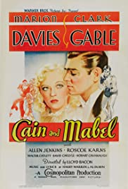 Cain and Mabel (1936) Poster - Movie Forum, Cast, Reviews