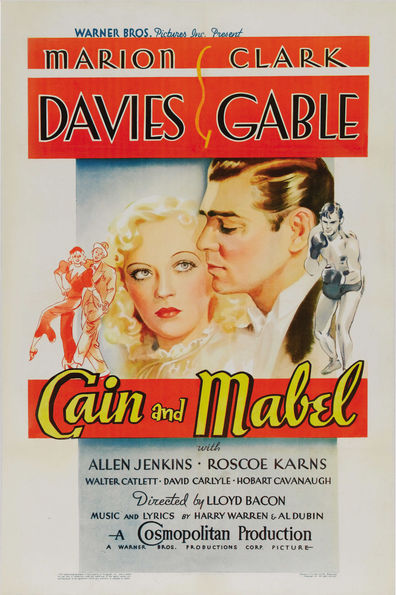 image Cain and Mabel Watch Full Movie Free Online