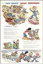 Broken Toys Poster