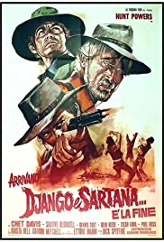 Django and Sartana Are Coming... It's the End (1970) Poster - Movie Forum, Cast, Reviews