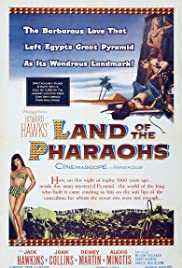 Land of the Pharaohs(1955) Poster - Movie Forum, Cast, Reviews