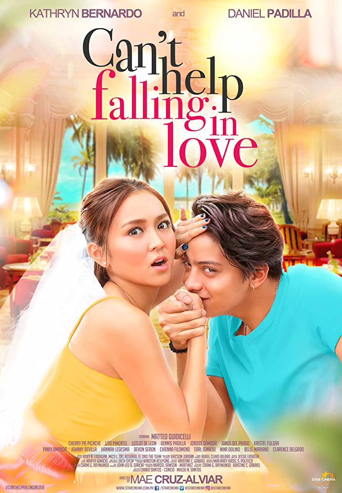 Can't Help Falling in Love (2017) HDRip