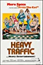 Heavy Traffic (1973) Poster