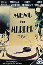 Image of Menu for Murder