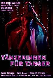 Tänzerinnen für Tanger Poster