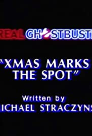 Xmas Marks the Spot Poster