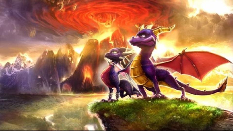 скачать игру The Legend Of Spyro Dawn Of The Dragon на русском языке - фото 2