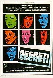 Segreti segreti Poster