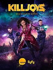 Killjoys - Season 5 poster