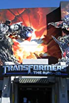 Image of Transformers: The Ride - 3D
