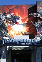 Primary image for Transformers: The Ride - 3D
