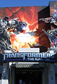 Transformers: The Ride - 3D (2011) Poster - Movie Forum, Cast, Reviews