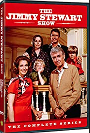 The Jimmy Stewart Show Poster - TV Show Forum, Cast, Reviews