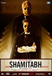 Shamitabh (2015) Poster - Movie Forum, Cast, Reviews