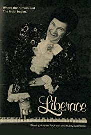 Liberace(1988) Poster - Movie Forum, Cast, Reviews
