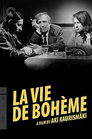La Vie de Bohème poster