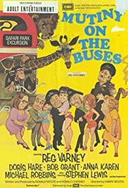 Mutiny on the Buses Poster