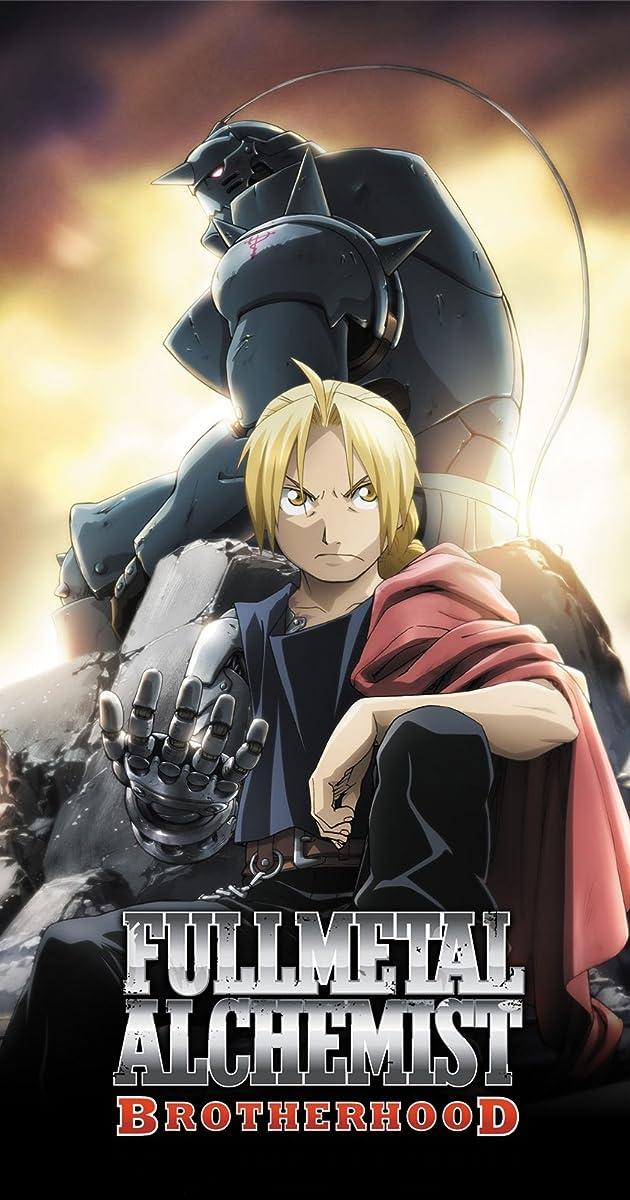 Hagane no renkinjutsushi (TV Series 2009–2010) - IMDb