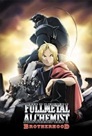 Fullmetal Alchemist: Brotherhood (2009 2010) Free Tv Series