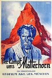 Fight for the Matterhorn Poster