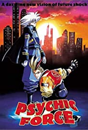 Psychic Force Poster
