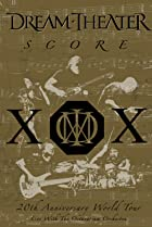 Image of Dream Theater: Score - 20th Anniversary World Tour Live with the Octavarium Orchestra