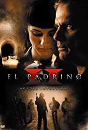 El Padrino II: Border Intrusion Poster