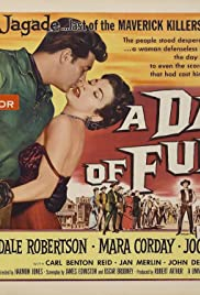 A Day of Fury Poster