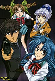 Full Metal Panic! Poster - TV Show Forum, Cast, Reviews