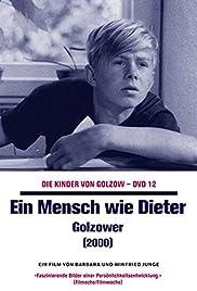 Ein Mensch wie Dieter - Golzower Poster