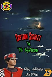 Captain Scarlet vs. the Mysterons Poster