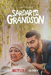 Sardar Ka Grandson (2021) poster