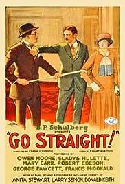 Go Straight Poster