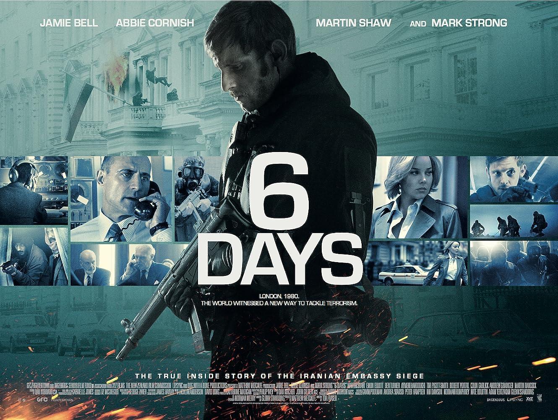6 Days – 6 Zile de Teroare (2017), filme online subtitrat în Română