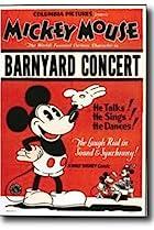 The Barnyard Concert (1930) Poster