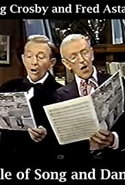 Bing Crosby and Fred Astaire: A Couple of Song and Dance Men Poster
