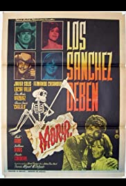 Los Sánchez deben morir Poster