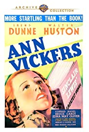 Ann Vickers (1933) Poster - Movie Forum, Cast, Reviews