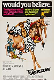 The Liquidator (1965) Poster - Movie Forum, Cast, Reviews