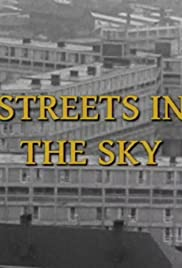 Streets in the Sky Poster