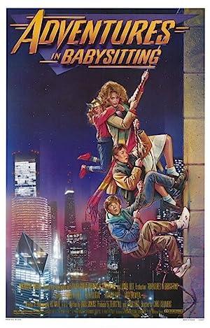 Adventures in Babysitting poster