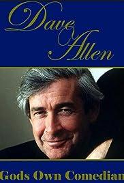 Dave Allen: God's Own Comedian Poster