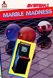 Marble Madness Poster