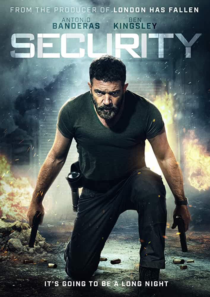 Security 2017 English Hindi 720p BRRip Full Movie Watch Online free Download at movies365.cc