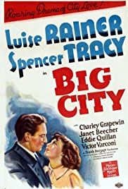 Big City (1937) Poster - Movie Forum, Cast, Reviews